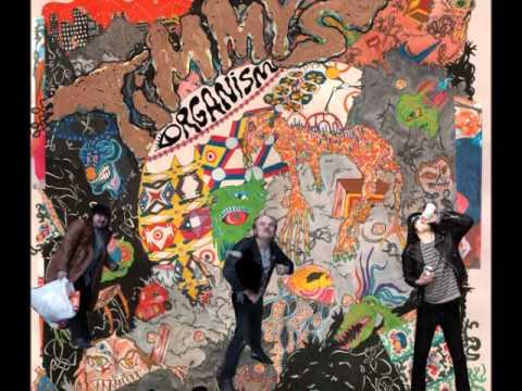 "TIMMY'S ORGANISM - Cats On The Moon [album ""Raw Sewage Roq"", 2012]"