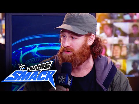 Sami Zayn brings his protest to Apollo Crews: WWE Talking Smack, Jan. 23, 2021
