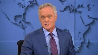 Scott Pelley signs off from the
