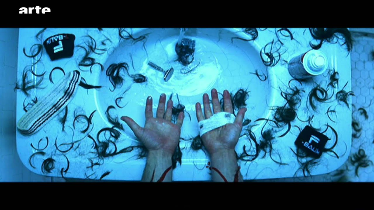 Das Badezimmer Im Film   Blow Up   ARTE