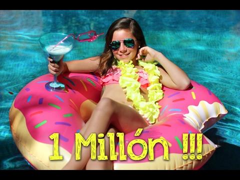 Especial de un millón de suscriptores / Un millón  de gracias