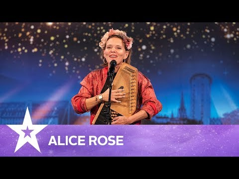 Alice Rose   Danmark har talent 2019   Audition 3