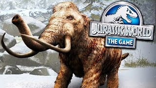 MEU MAMUTE LANOSO COISA LINDA! - Jurassic World - O Jogo - Ep 167
