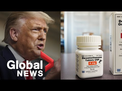 "Coronavirus: Trump says ""many doctors"" think hydroxychloroquine is successful in treating COVID-19"