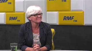 Joanna Kluzik-Rostkowska: To Donald Tusk przesłuchał komisję ds. VAT