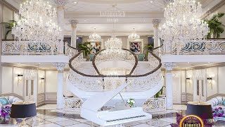 Conheça o EXTREMO Luxo dessa SOFISTICADA DECORAÇÃO em Dubai!!
