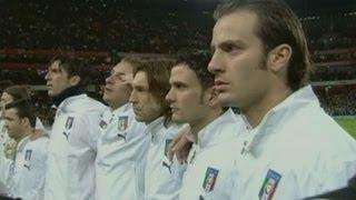 Highlights: Brasile-Italia 2-0 (10 febbraio 2009)