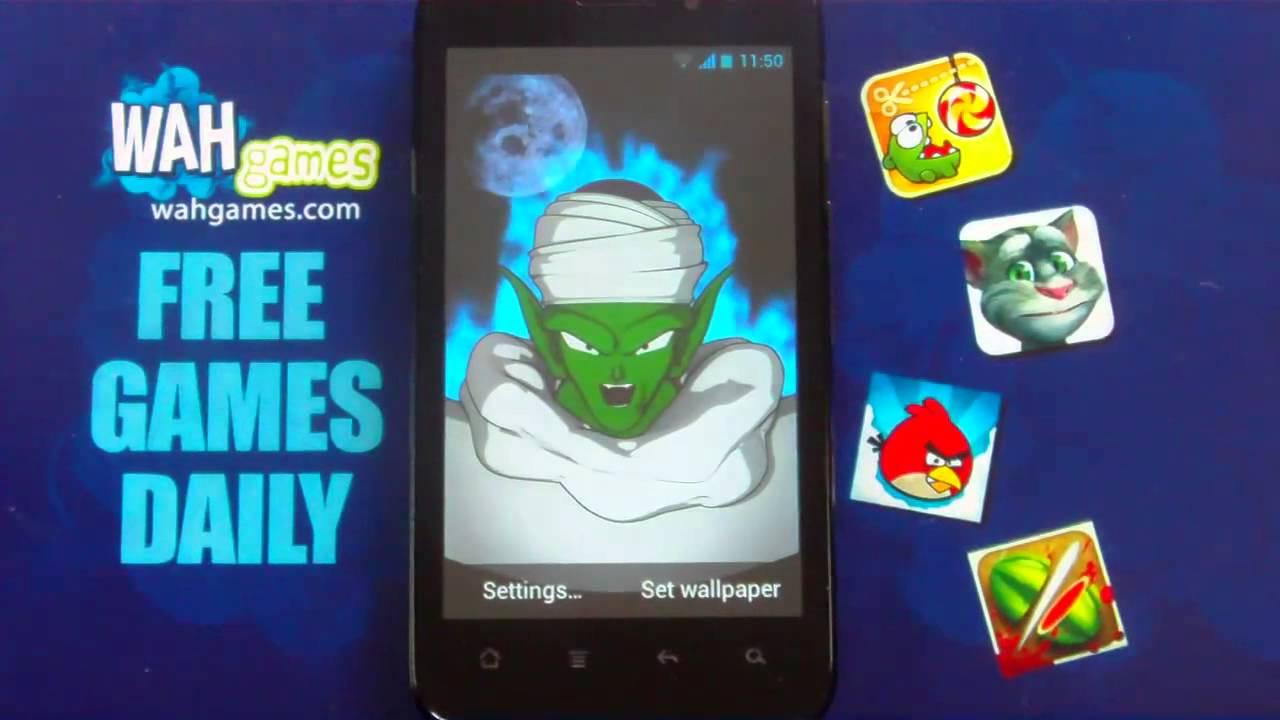 ピッコロ ライブ壁紙無料 Androidアプリ Applion