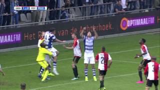 Samenvatting De Graafschap - Feyenoord