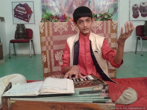 Raag Kirwani Nagma/ Lehra - Taal Tritaal (16 Beats) on Harmonium by Master Nishad