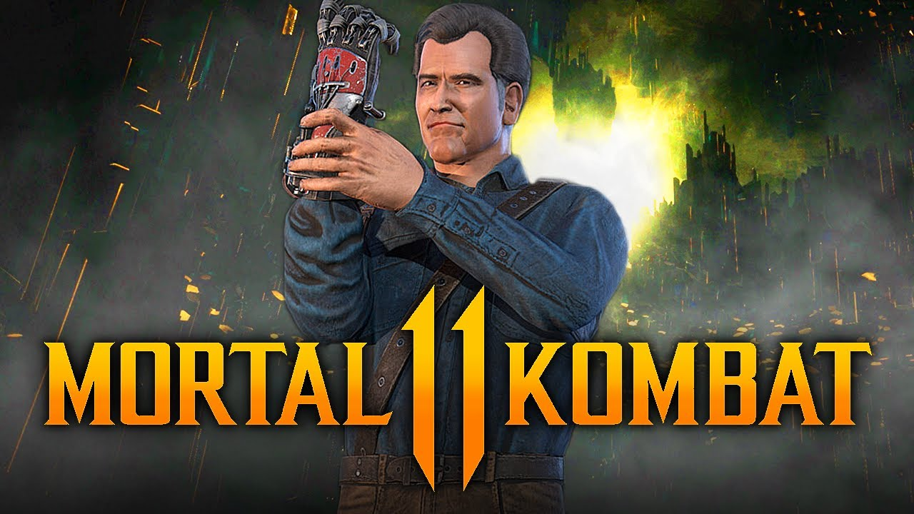 Mortal Kombat 11 - Ed Boon Asked About Ash Williams DLC Situation!