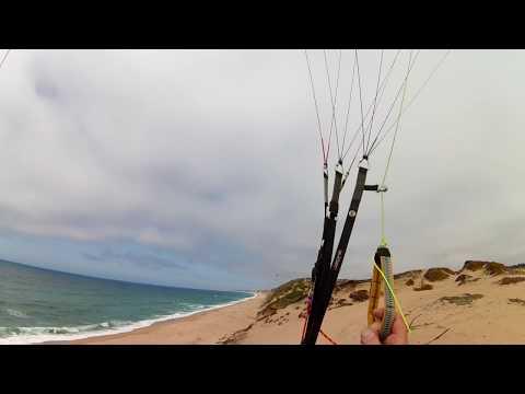 Paragliding Sand City 5-28-2017