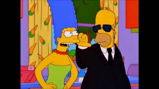 Homer Becomes A Bodyguard  The Simpsons