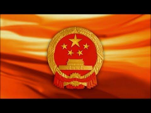China updates national anthem video