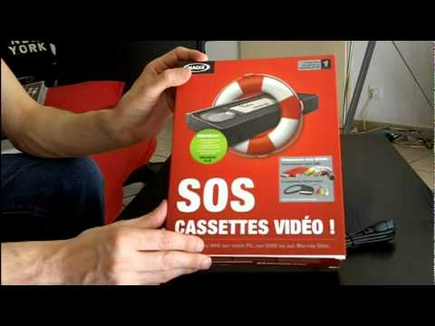 test magix rescue your videotapes magix sos cassettes vid o youtube. Black Bedroom Furniture Sets. Home Design Ideas