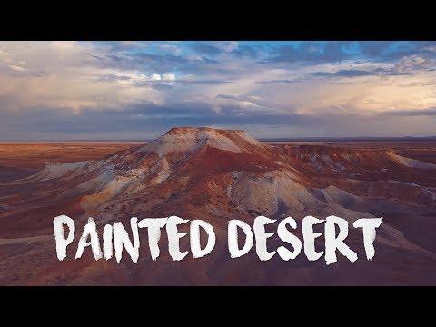 Central Australia Part 2 - The Painted Desert, Arckaringa, South Australia