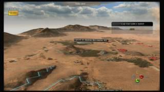 R.U.S.E. на PlayStation 3 Демо e3 2009 часть 2 из 2
