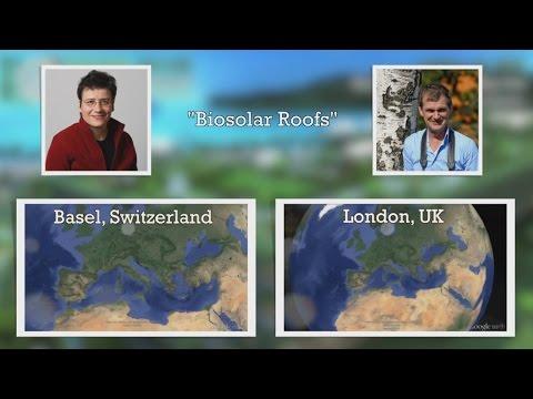 """Biosolar Roofs"" by Nathalie Baumann and Dusty Gedge"