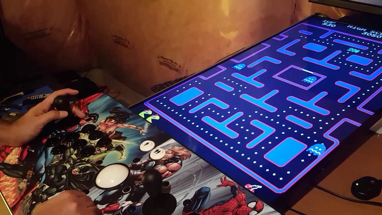Virtual Pinball Machine Teaser with PinballX, Visual Pinball and Hyperspin  by MAN CAVE ARCADE