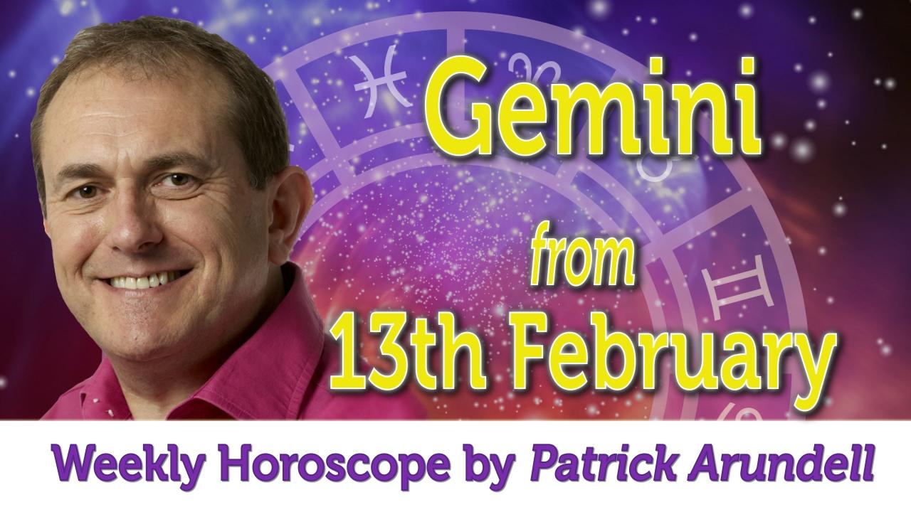 patrick arundell weekly horoscope february 13