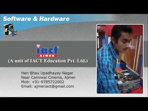 Advance diploma in hardware & networking course