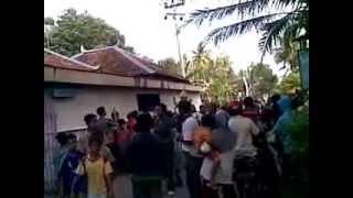 pawai taaruf pesantren lubabuttholibin sangubanyu bulus pesantren 2010