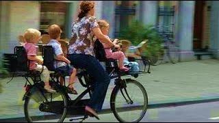 fietsen in Holland - велосипеды в Голландии - bicycles in the Netherlands