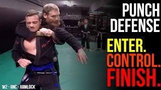 Self-Defense Techniques: Arm Drags, Chokes & Breaks