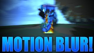 HOW TO GET MOTION BLUR IN MINECRAFT! *smooth & no lag* *updated*