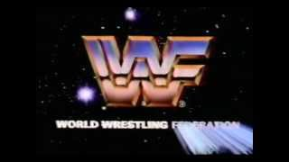 Wwf Logo [signature Intro] 'hulk Hogan Era' (1985)