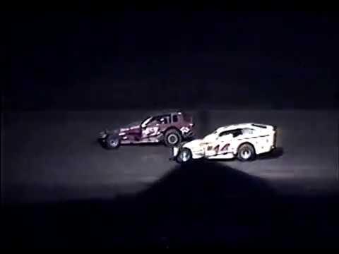 Brewerton Speedway Feature, 4-21-1989