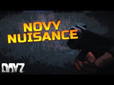 Novy Nuisance - Dayz Standalone 0.62 gameplay