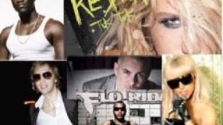 DJ King - Ke$ha Ft. Flo Rida, Lady Gaga, Pitbull, Akon & Biggie - Tik Tok (Remix)