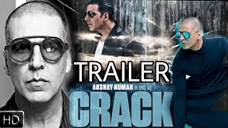 Crack Trailer | Akshay Kumar signed Crack, Akshay Kumar Coming Back In Neeraj Pandey Film Crack