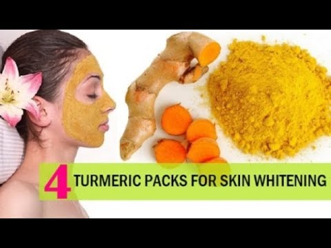 Surprising TURMERIC BENEFITS For Glowing Skin, Strong H ...