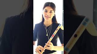 Flute Tutorial 13 I Alankar 5 & 6 I Palak Jain I @The Golden Notes