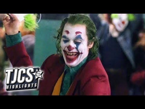 New Joker Images Surface Of Joaquin Phoenix