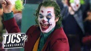 New Joker Images Surface Of Joaquin Phoenix