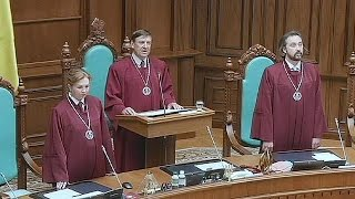 Ουκρανία: Πράσινο φως για αυτόνομη διακυβέρνηση στα ανατολικά