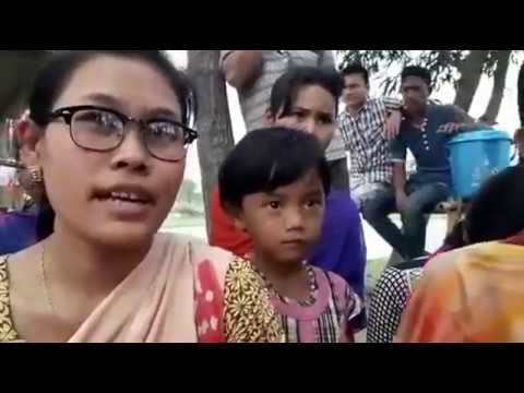 A team from Manipur Interact with meitei people in bangladesh