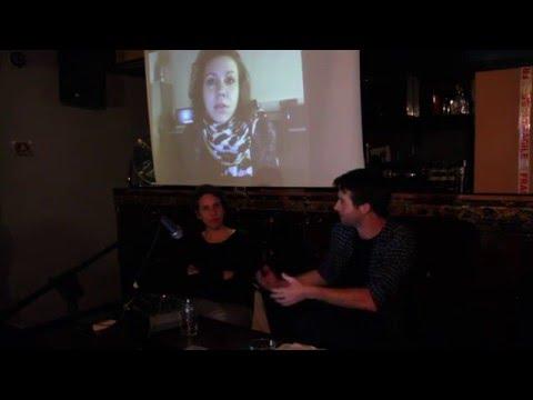 Erica Scourti in conversation with Ben Burbridge