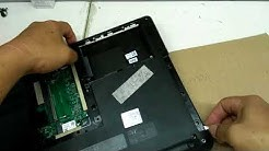 how to disassemble laptop acer ES1 432