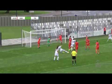 Ankaran Hrvatini - Triglav 3:3; 26. krog 2. slovenske nogometne lige 2016/17