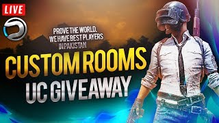 Pakistan eSports League | Pubg Mobile | Custom Rooms | Live | pubg UC Price Pakistan Live