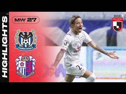 G-Osaka C-Osaka Goals And Highlights