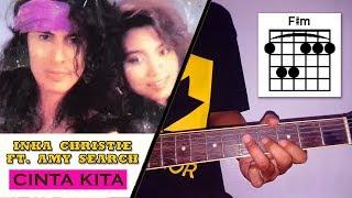 Inka Christie & Amy Search - Cinta Kita | Instrumen Melodi Tutorial