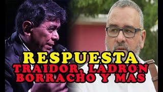 Alvaro Torres PONE EN SU LUGAR A Mauricio Funes luego de llamarle Veleta