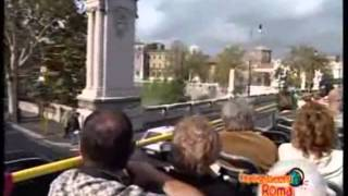 Hop-On Hop-Off City Sightseeing Rome - SmartCruiseTours™ Experience