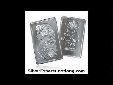 Buy Palladium per ounce