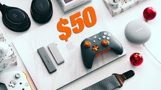 The Best Tech Gifts Ideas Under $50   2019 Gift Guide